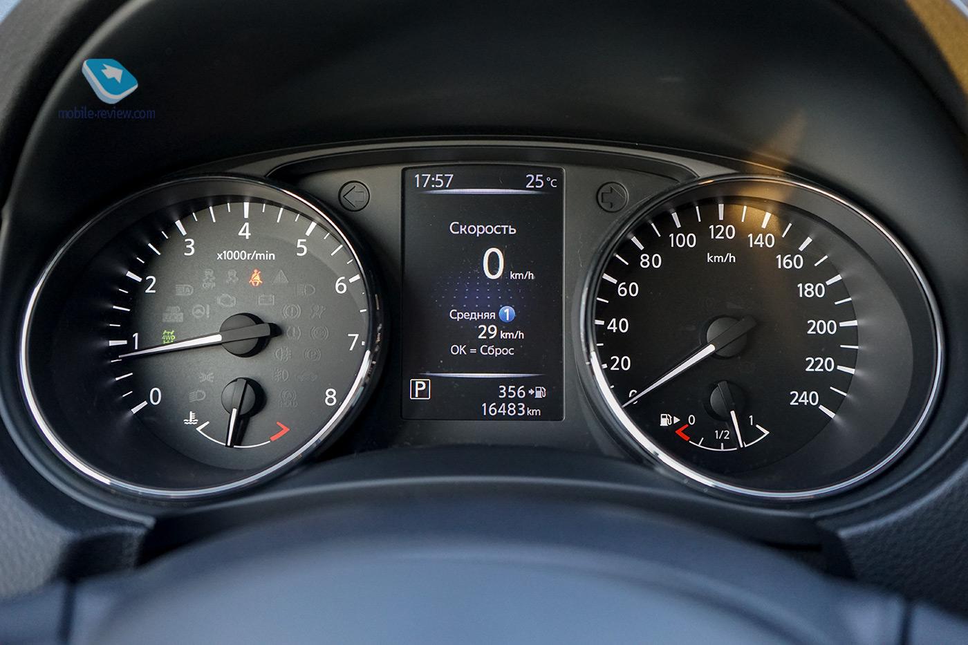 Тест Nissan Qashqai. Сбалансированный кроссовер?