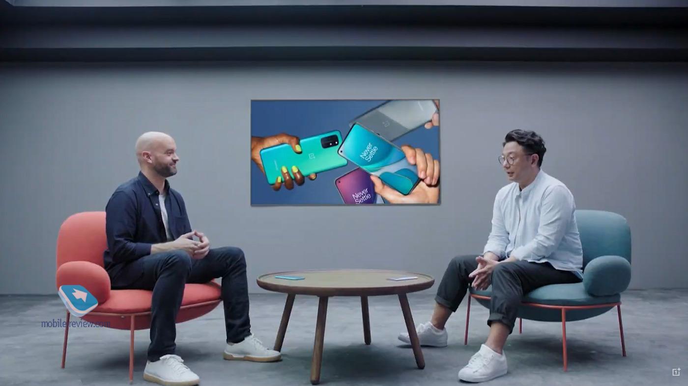 Презентация OnePlus 8T: ноль идей и топтание на месте