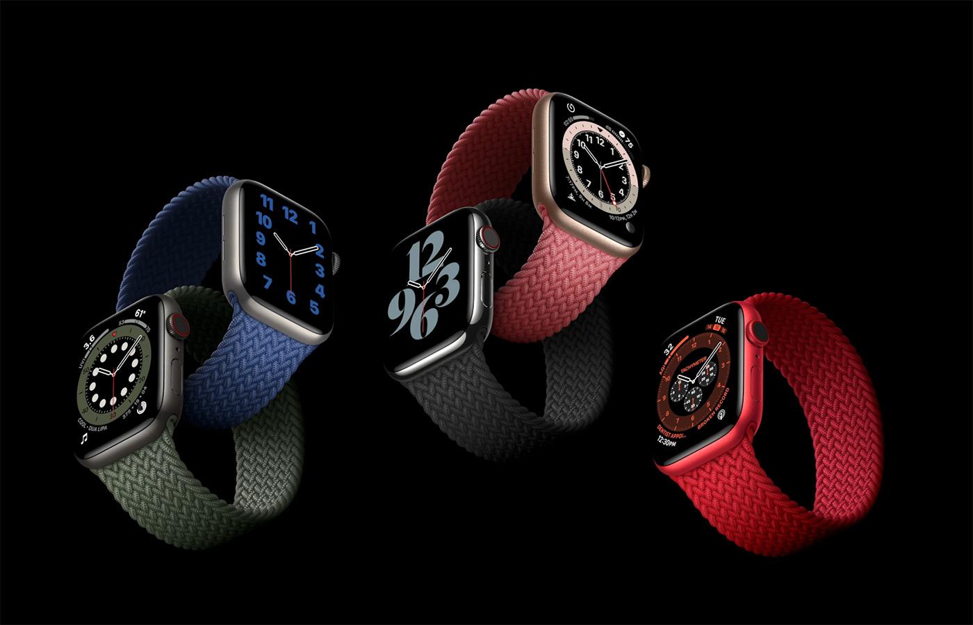 Очередная победа Apple: новые Apple Watch и iPad