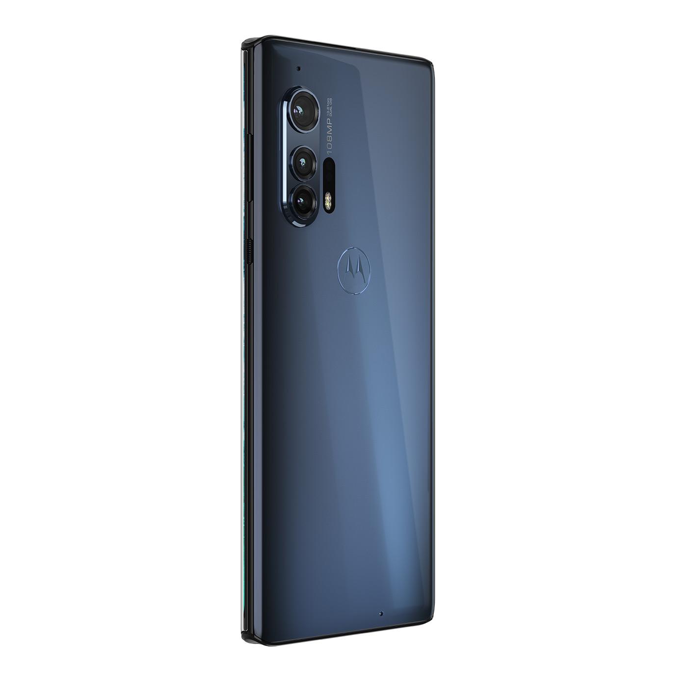 Новый флагман Motorola: motorola edge+
