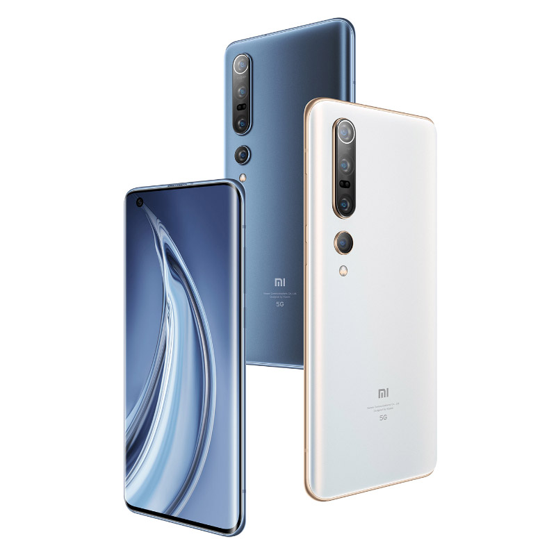 Презентация Xiaomi Mi 10 и Mi 10 Pro