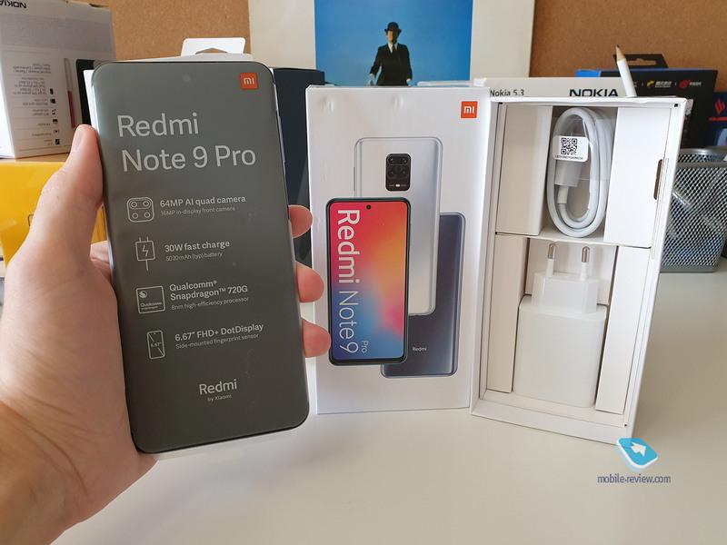 5 главных преимуществ Xiaomi Redmi Note 9 Pro