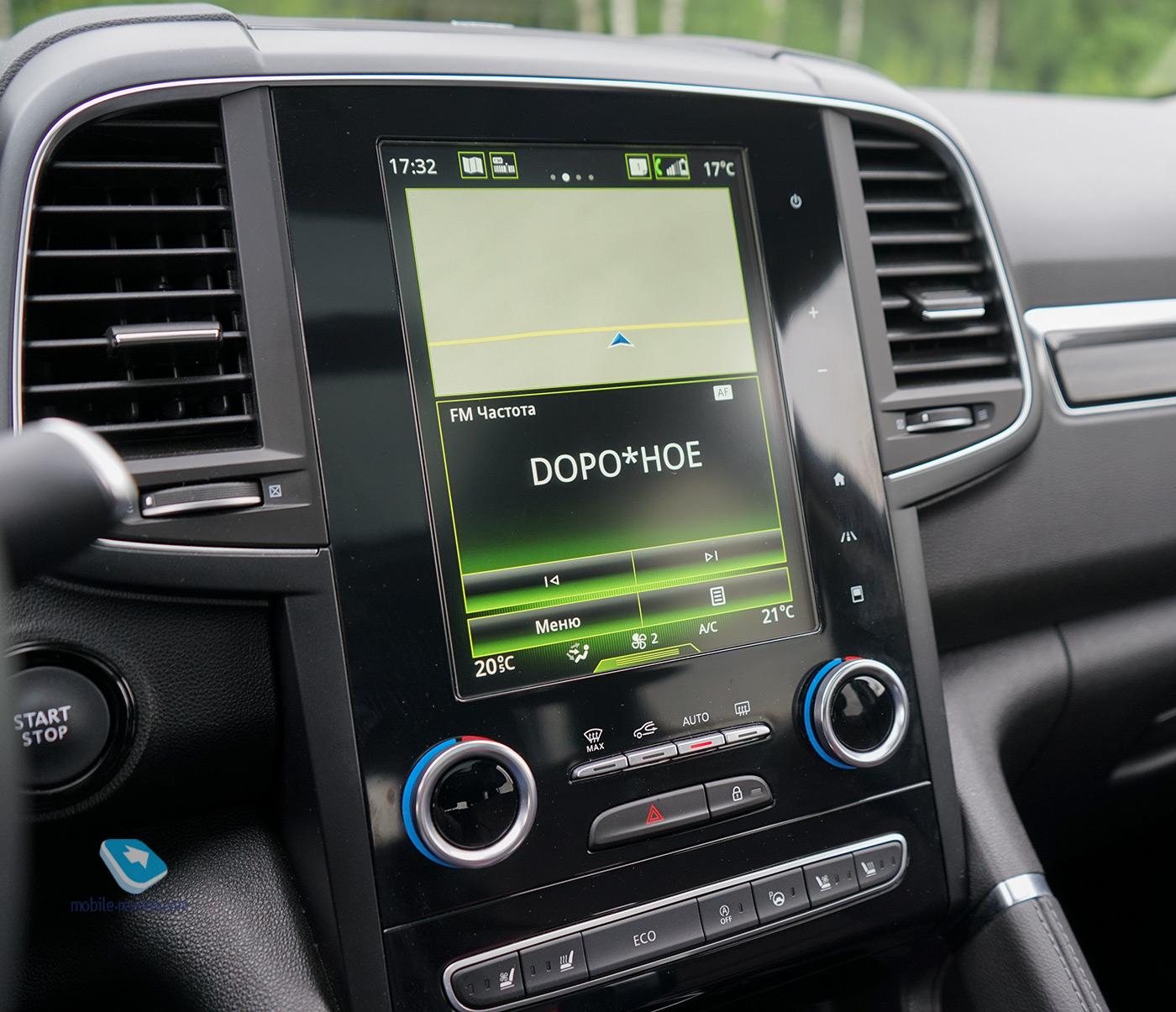 Тест Renault Koleos. Французский связной