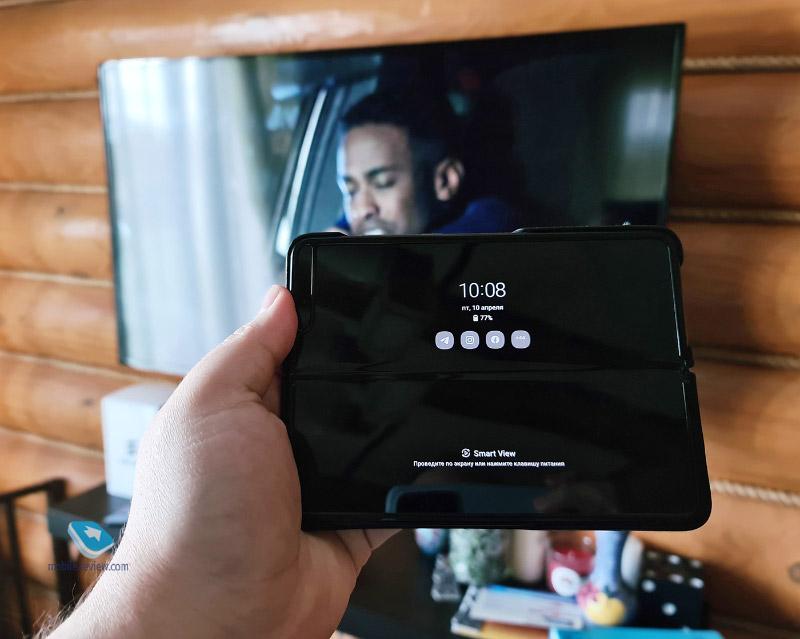 Остаемся дома – работа и развлечения с помощью технологий от Samsung