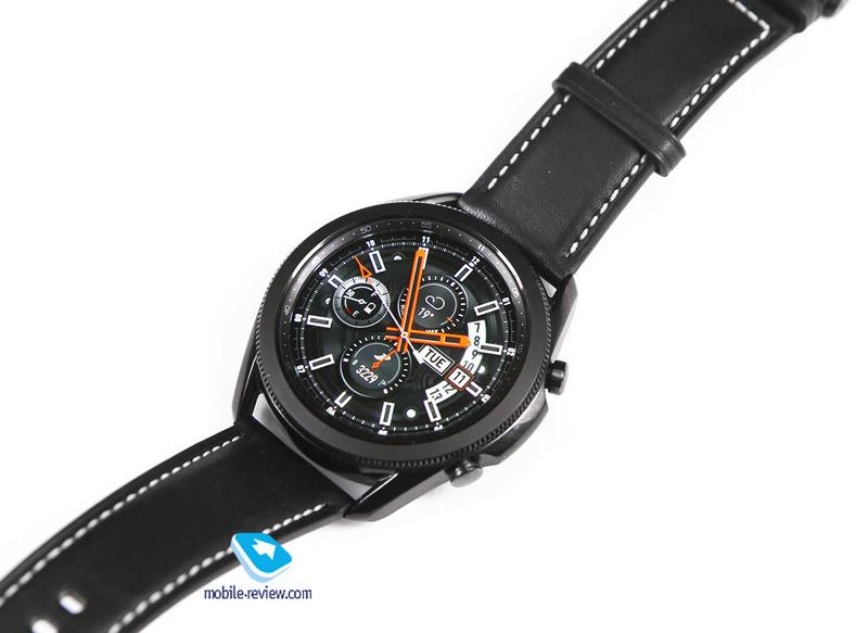 Обзор умных часов Samsung Galaxy Watch 3