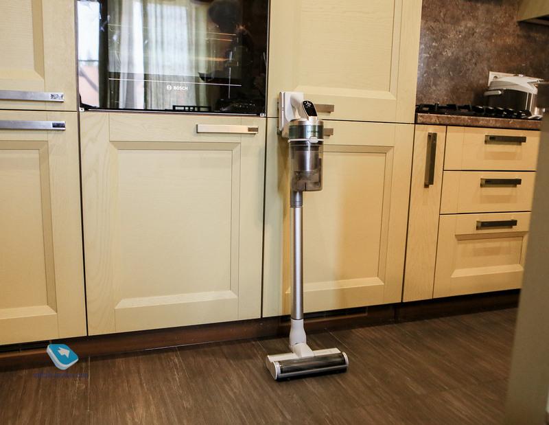 Ручной беспроводной пылесос Samsung Jet Light – для дома, машины и не только