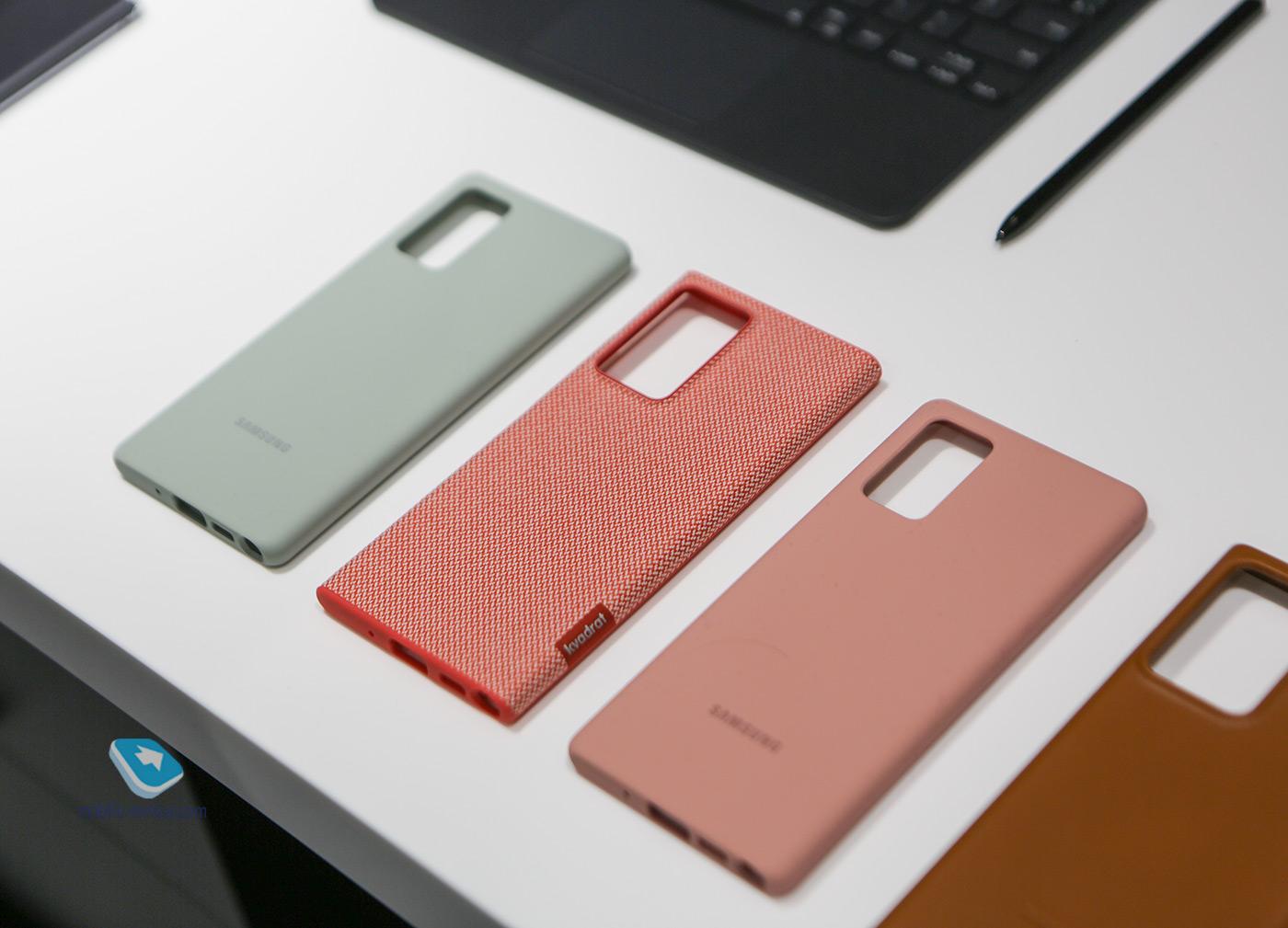 Обзор флагмана Samsung Galaxy Note20 (SM-N980F/DS)