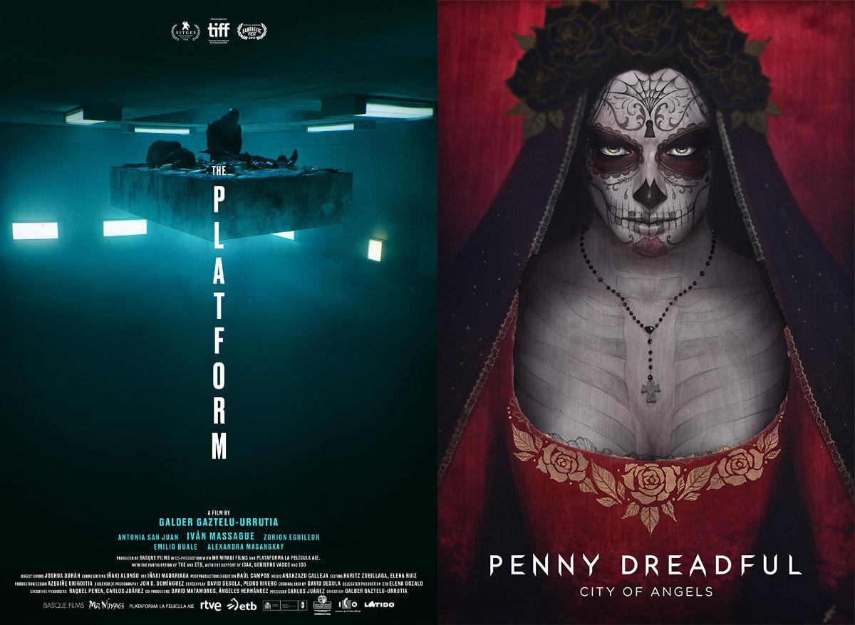 Новинки апреля: 2 хороших фильма, 3 неплохих сериала