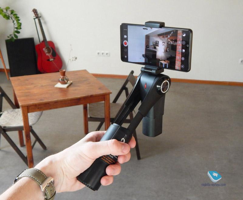 Обзор стабилизатора для смартфона Snoppa M1