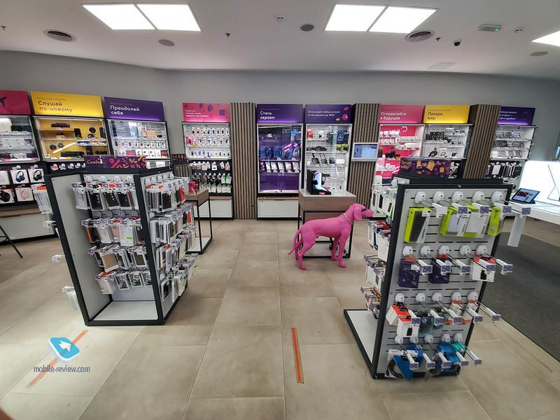 Новый формат розничного магазина от «Связного» – Flex, или гибкие пространства
