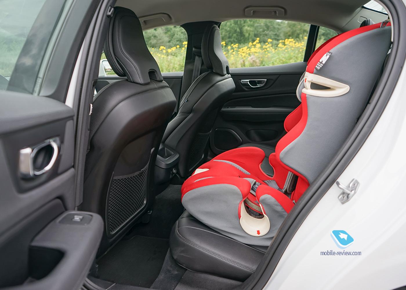Тест Volvo S60. Спорт-седан без спорта