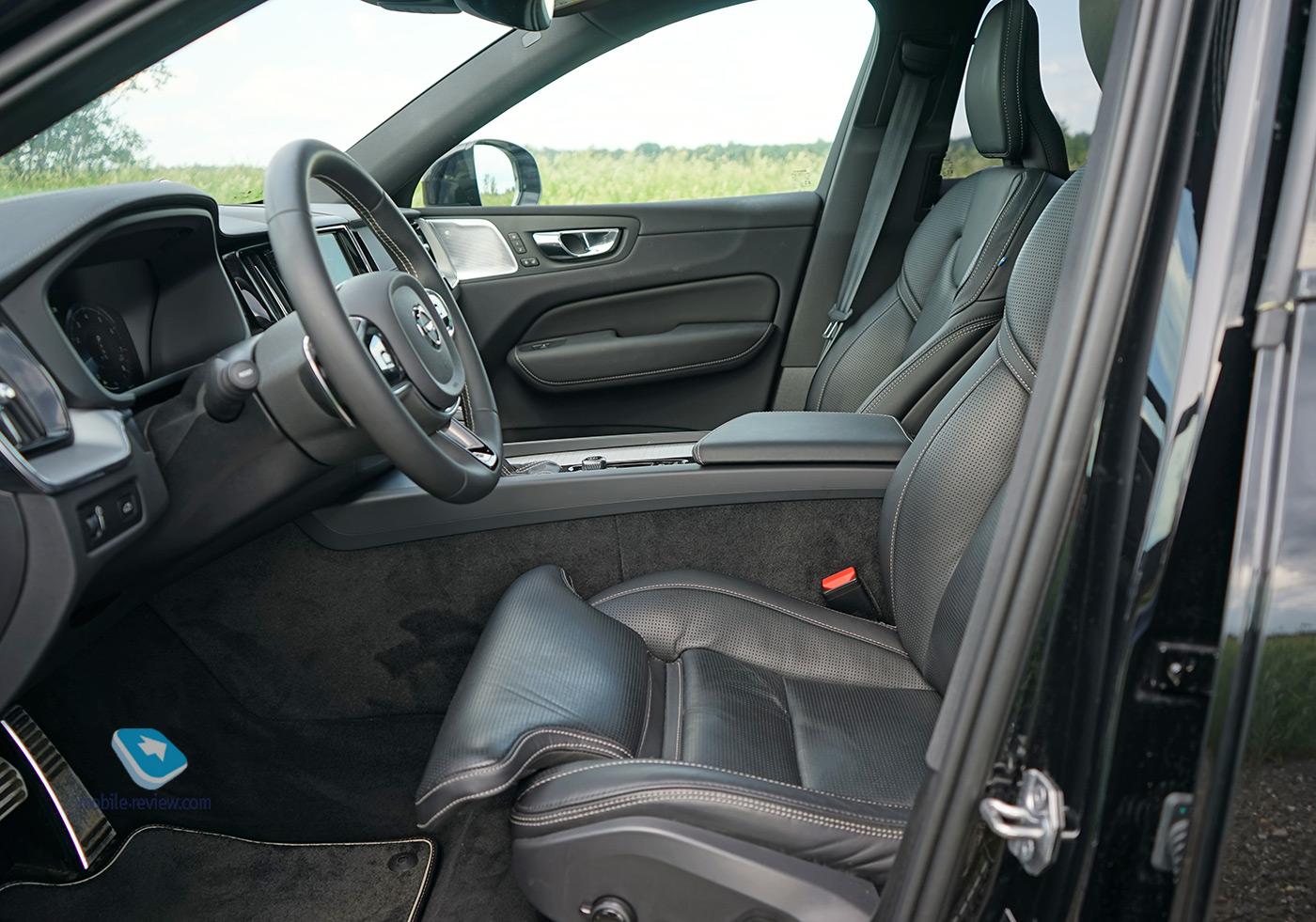 Тест Volvo XC60. Из Швеции с любовью