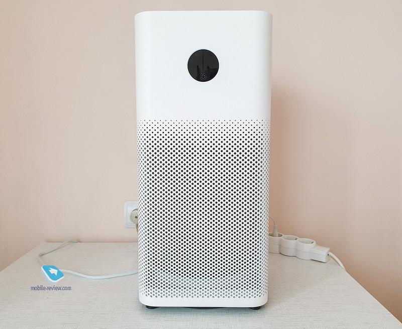 Очиститель воздуха Xiaomi Mi Air Purifier 3H: чистый воздух в каждый дом!