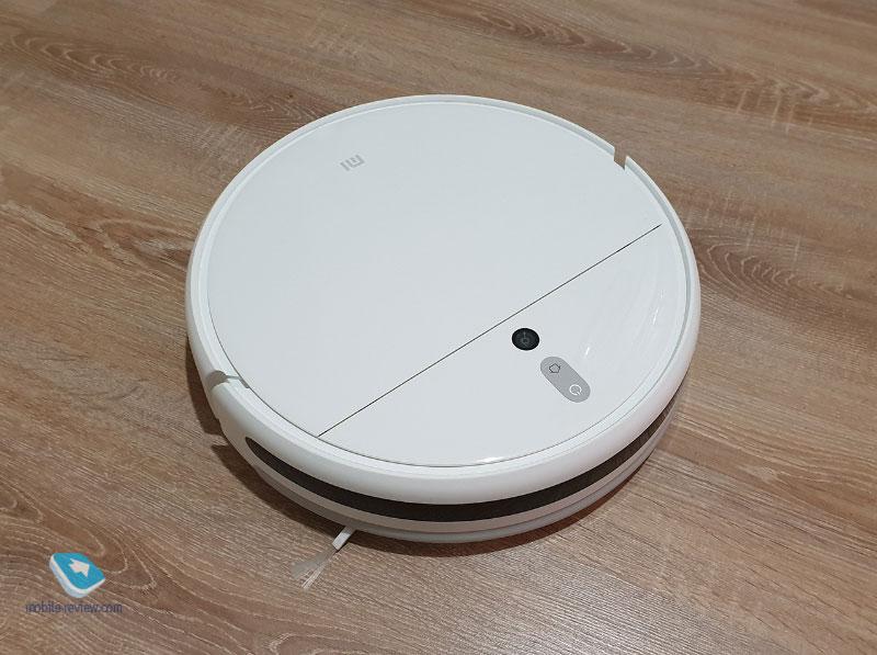 Роботы-пылесос Xiaomi Mi Robot Vacuum Mop 1C