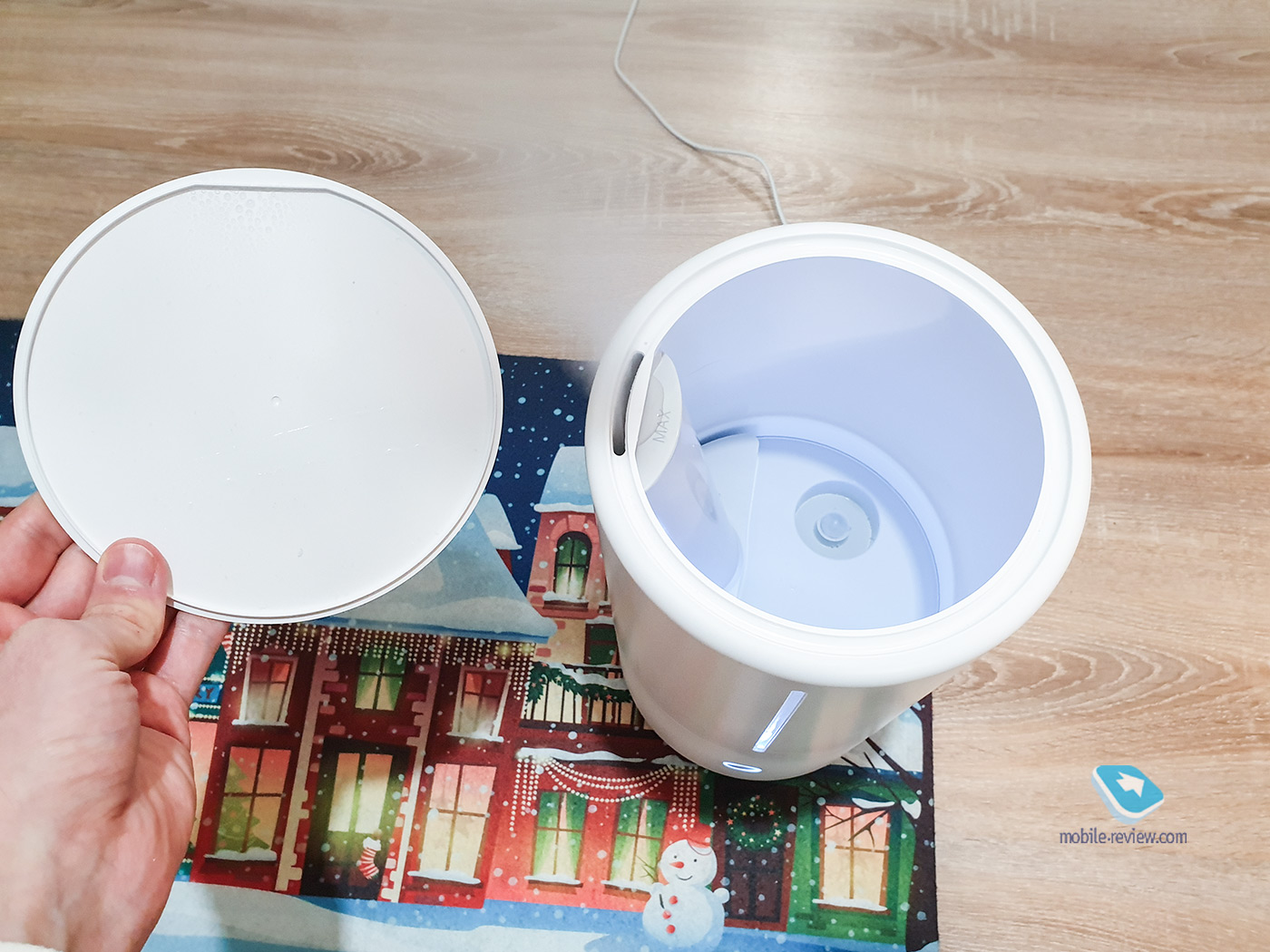 Обзор увлажнителя Mi Smart Antibacterial Humidifier от Xiaomi (для самых влажных мечтаний)