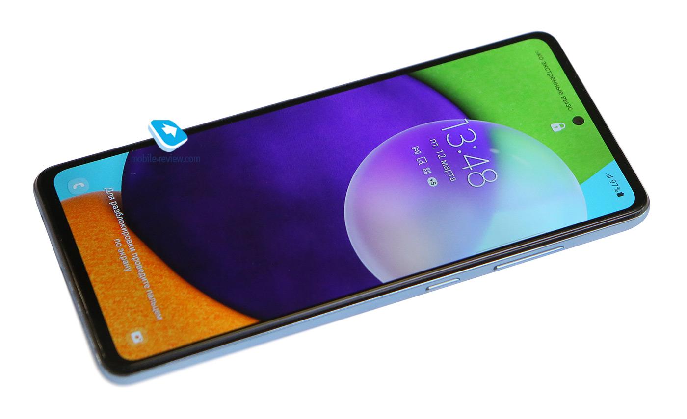 Десять причин купить Samsung Galaxy A52