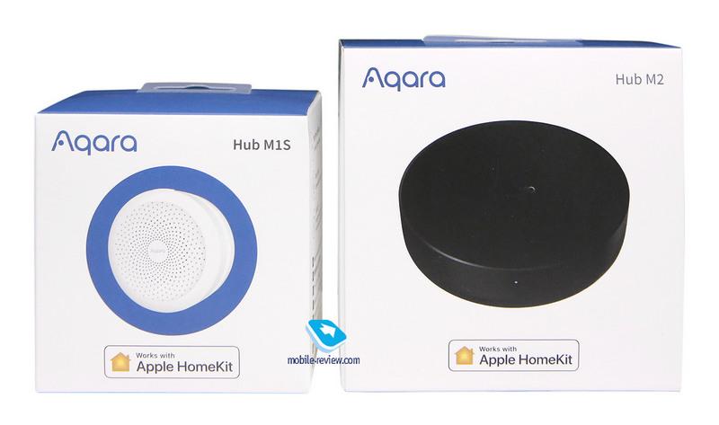 Центр умного дома – Aqara Hub M1s и Hub M2
