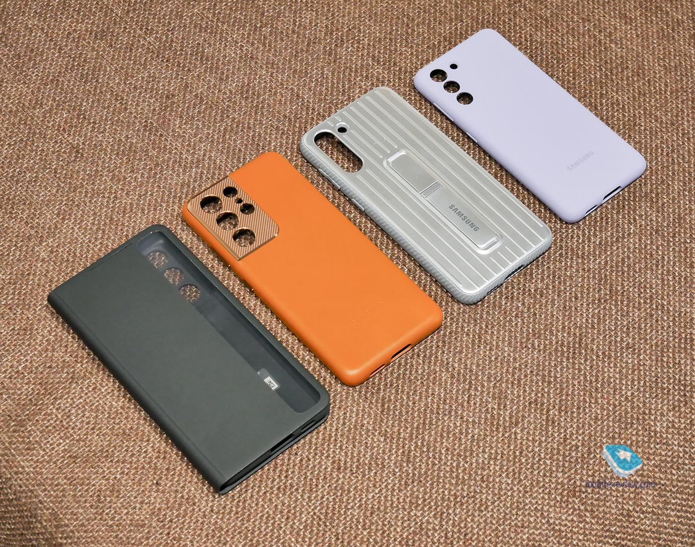 Новые флагманы от Samsung Galaxy S21, S21+, S21 Ultra и наушники Buds Pro