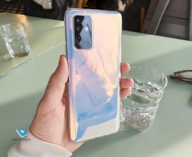 Убийца Xiaomi. Infinix Note 8 – cмартфон за 11 990 рублей, который не боится фотофлагманов