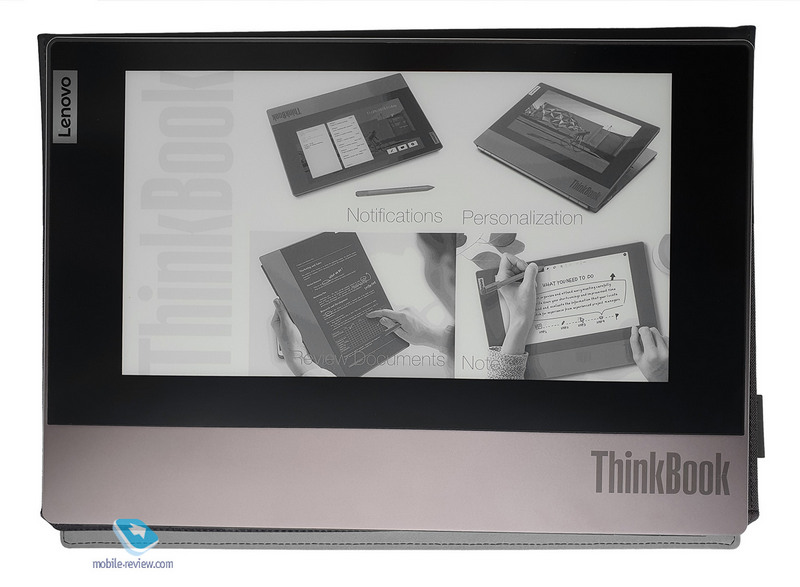 Обзор ThinkBook Plus: нужен ли ноутбуку E-Ink экран?