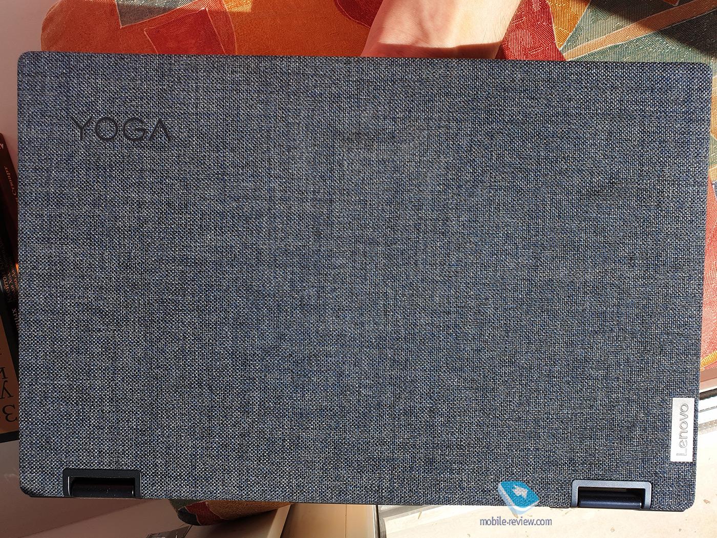 Обзор Lenovo Yoga 6: необычный тонкий и легкий ноутбук