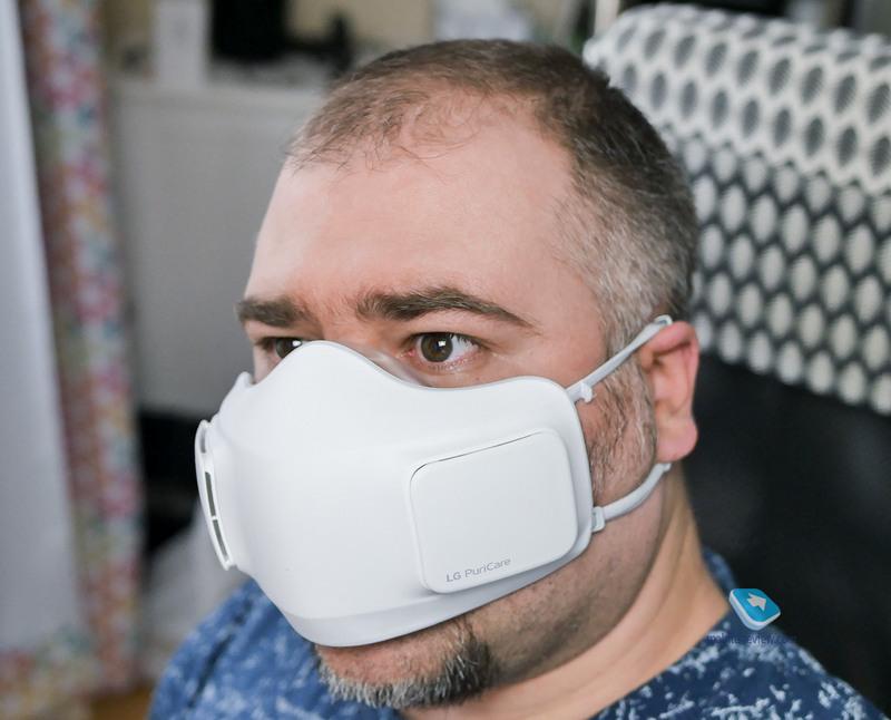 Обзор маски LG PuriCare Wearable Air Purifier – дорогая игрушка или важное современное устройство?