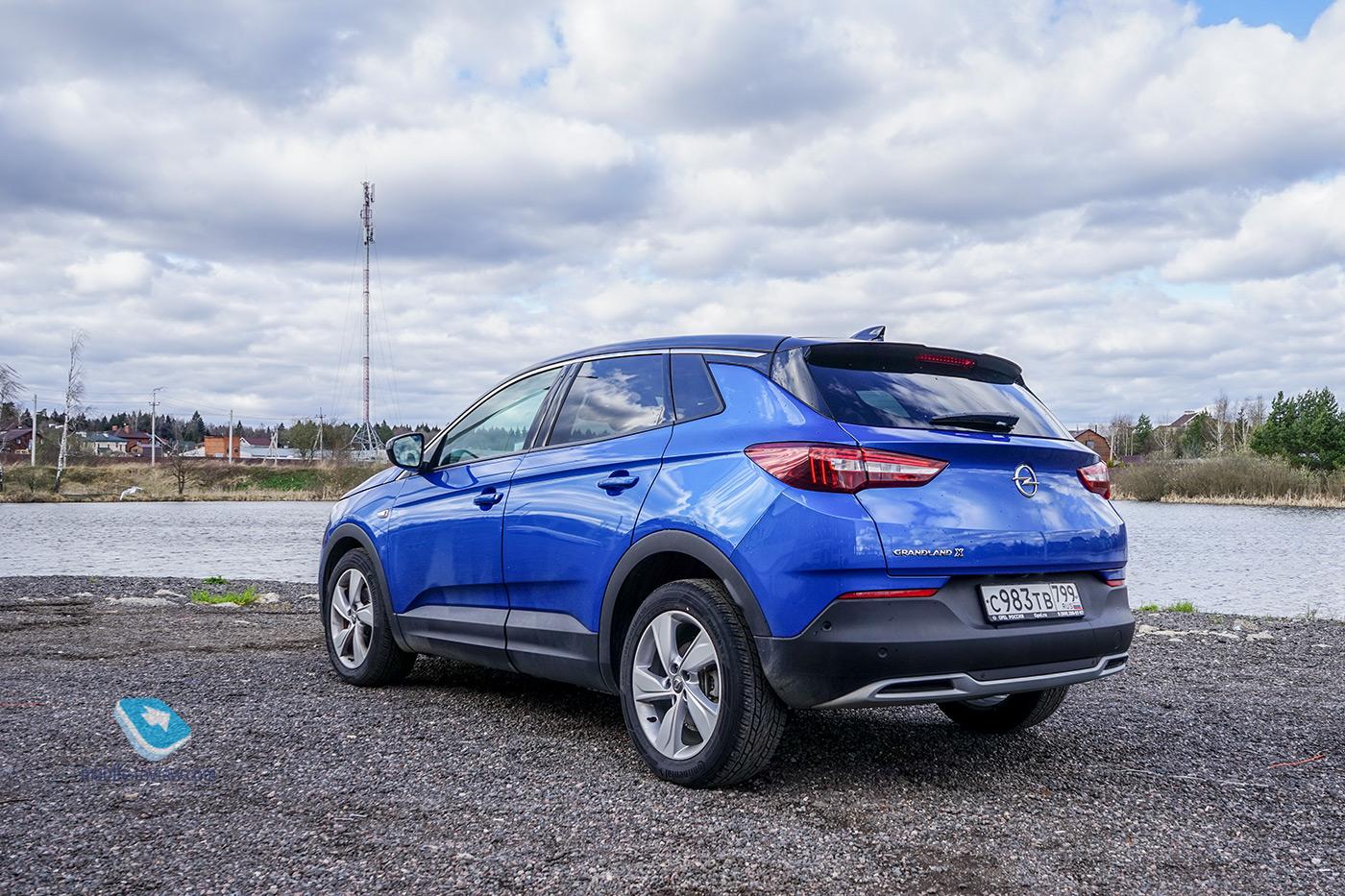Тест Opel Grandland X. Он вернулся