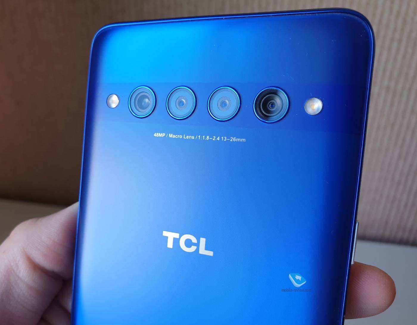 TCL 10 Plus: искусство смотреть на мир по-другому?