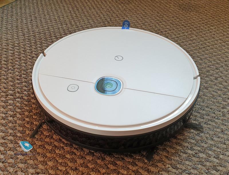 Обзор Yeedi 2 Hybrid: робот-пылесос с секретом