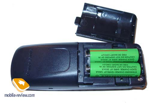 Дисплей в Panasonic 650 имеет