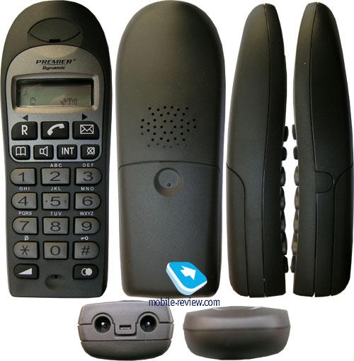 Premier 100 Радиотелефон Инструкция