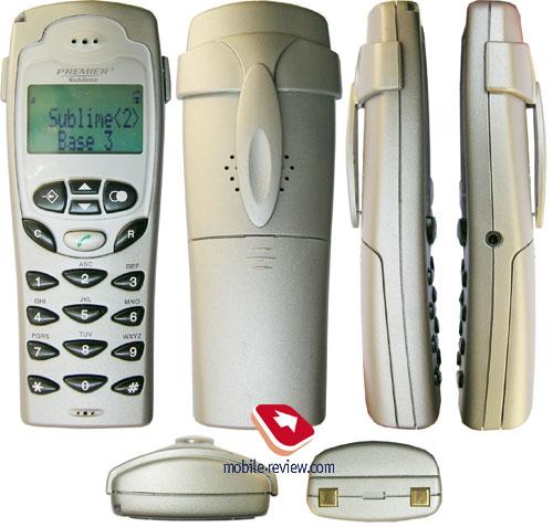 Телефон Premier Allure 100 Инструкция