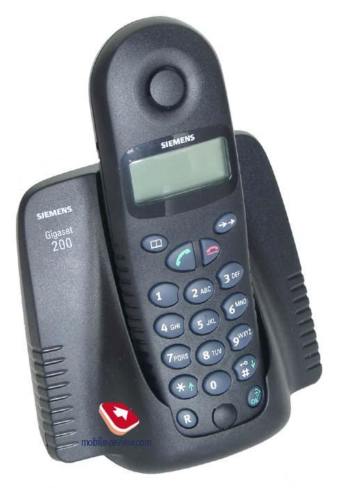 Инструкция Телефон Siemens Profiset