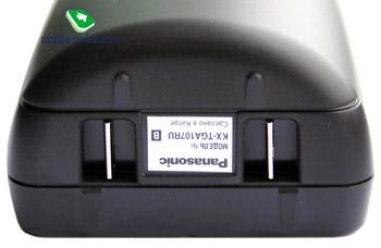 Телефон Panasonic Kx Tga161ru инструкция - картинка 1