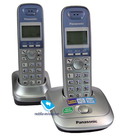 инструкция к телефону панасоник Kx Tg2511ru - фото 6