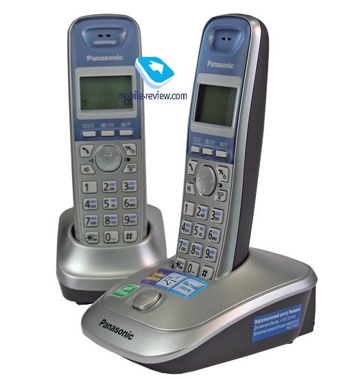инструкция к телефону панасоник Kx Tg2511ru - фото 5