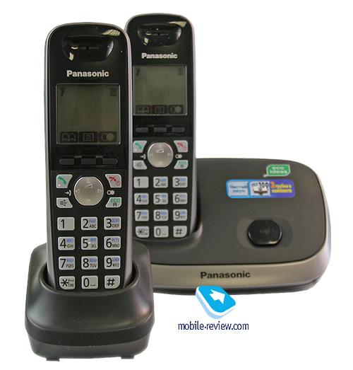 Panasonic Kx Tg6511ua инструкция - фото 3