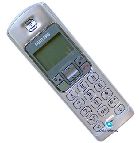 Philips 521 оснащен