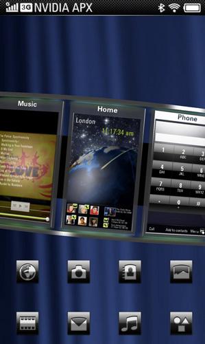 Nvidia на поле Windows Mobile