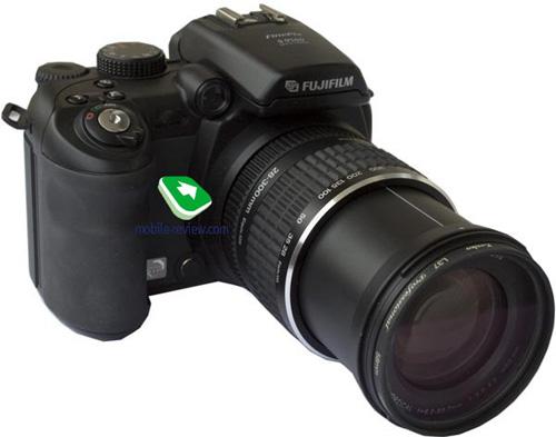 Просмотр инструкции цифрового фотоаппарата fujifilm finepix s7000.