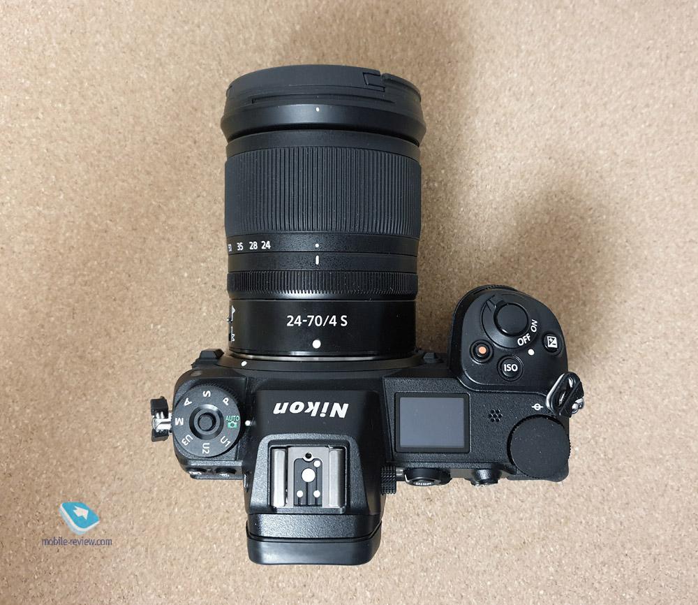 5 Мыслей про Nikon Z7