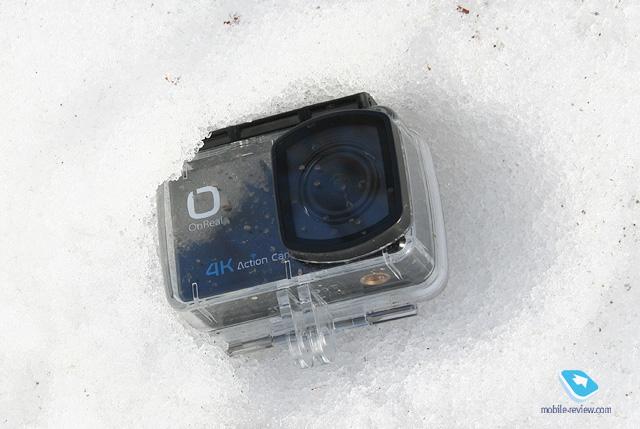 Обзор экшн-камеры OnReal B1-BS