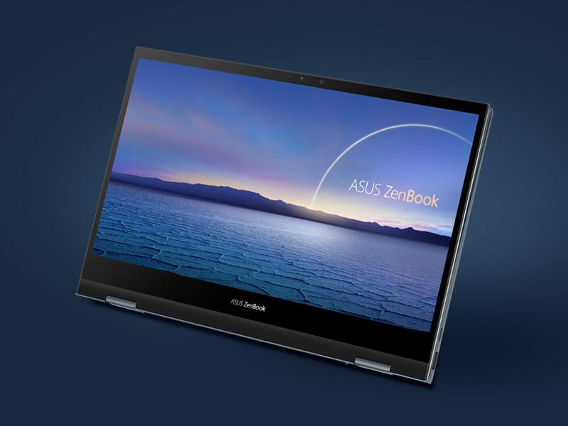 Ноутбук из стекла и металла: 11-е поколение процессоров Intel и 14 часов автономной работы
