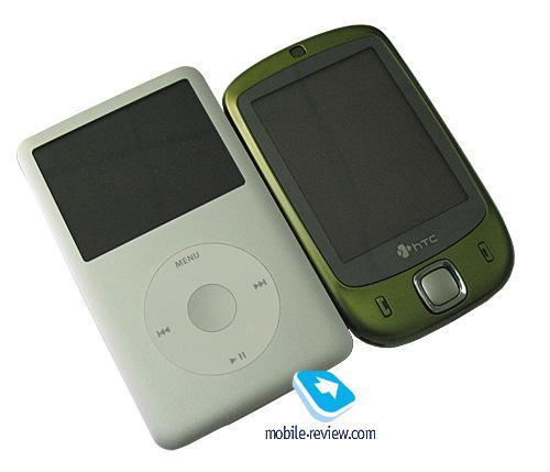 Чехол Apple iPod Classic Ainy силиконовый