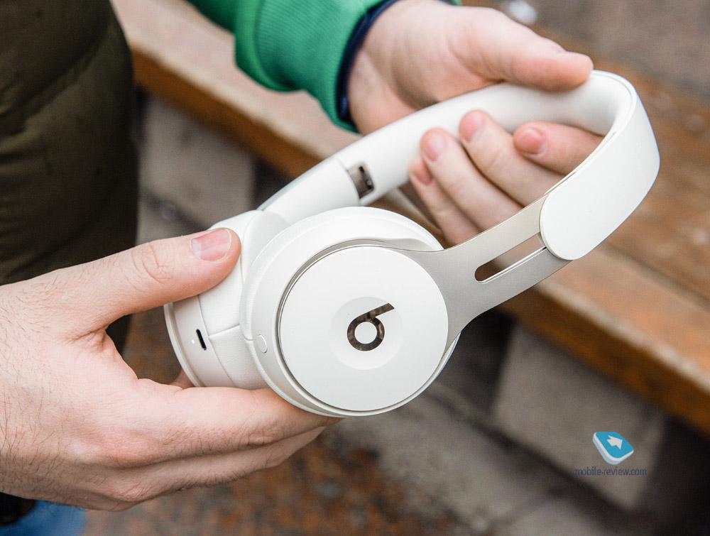 Обзор беспроводных наушников с шумоподавлением Beats Solo Pro