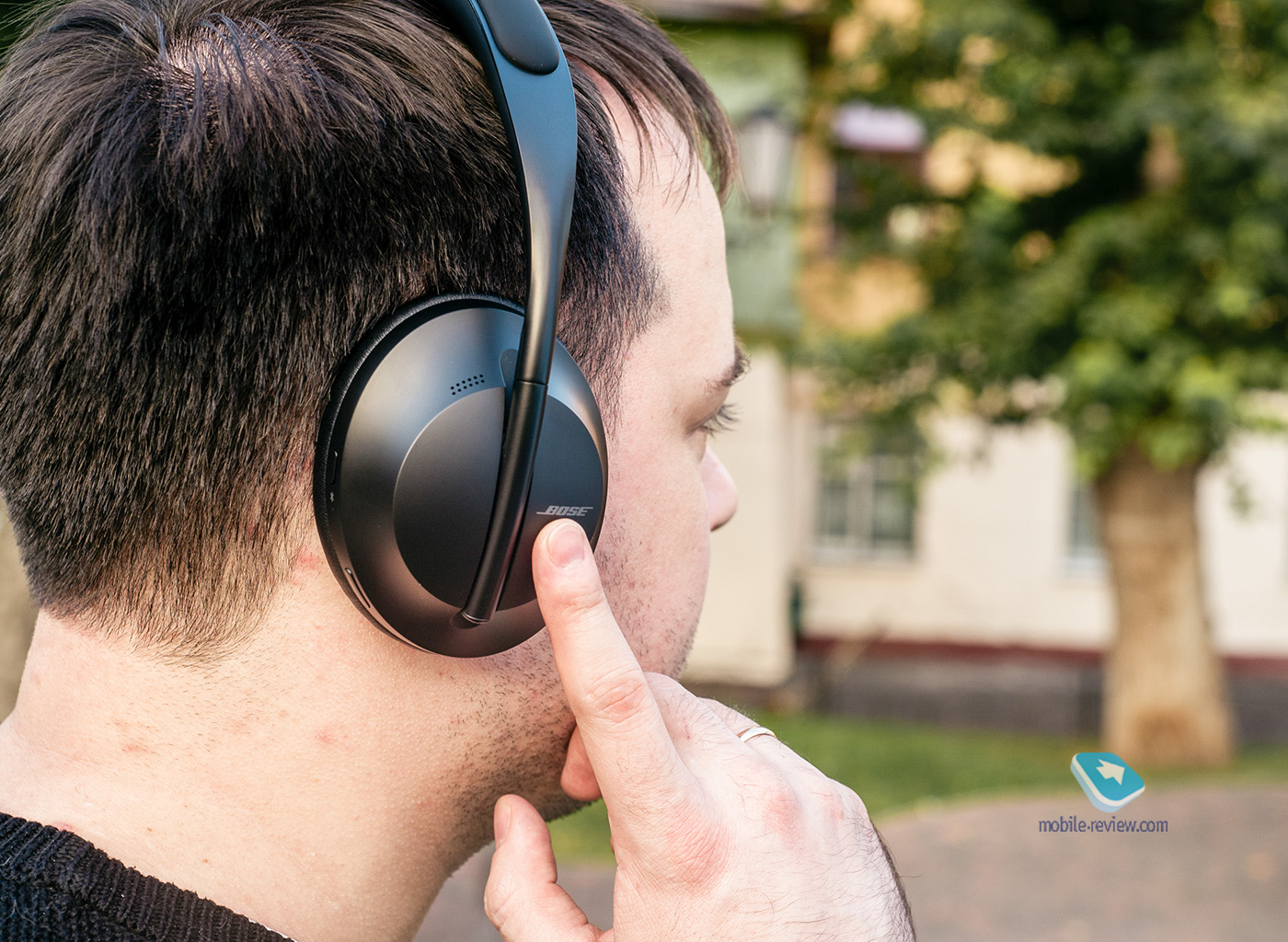 Обзор наушников Bose Noise-Cancelling Headphones 700