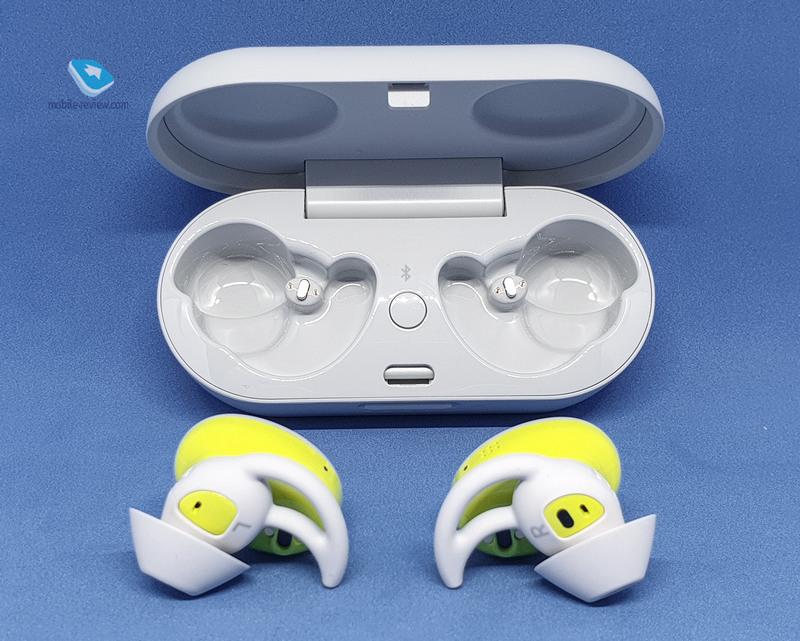 Обзор Bose Sport Earbuds