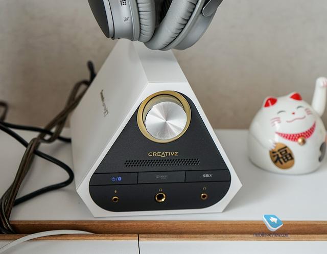 Обзор звуковой карты Creative SoundBlaster X7 и АС E-MU XM-7