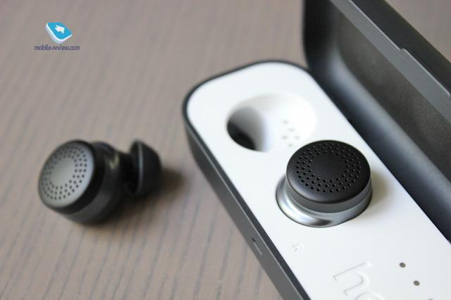 Обзор умных беспроводных Bluetooth наушников Here One от Doppler Labs