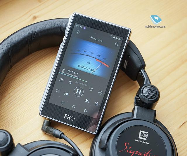 Обзор Hi-Fi плеера FiiO X5 третьего поколения